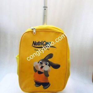 Xưởng sản xuất May ba lô trẻ em cho hãng sữa Nutricare