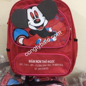 Công ty sản xuất gia công giá rẻ ba lô trẻ em cho trường mẫu giáo
