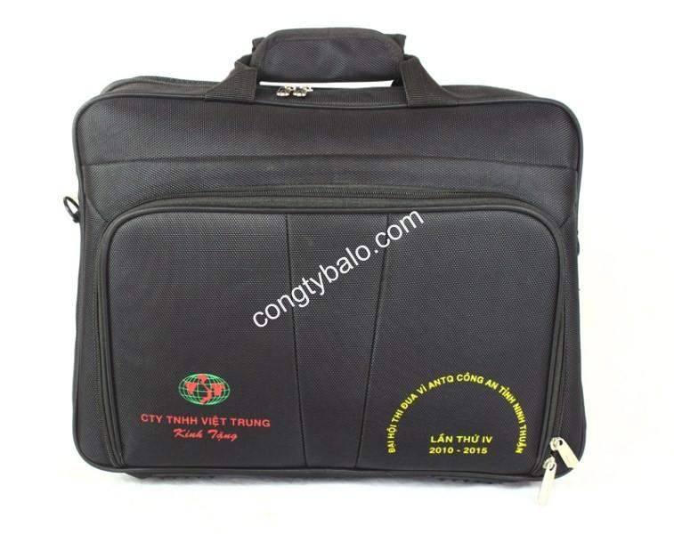 Công ty nhận sản xuất cặp táp laptop hội nghị giá rẻ tại xưởng