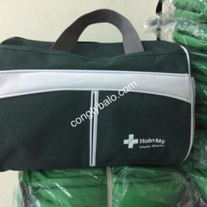 Công ty sản xuất nhận gia công may túi xách quà tặng bệnh viện hoàn mỹ giá rẻ tai tphcm