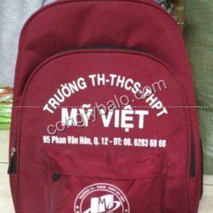 balo học sinh trường Mỹ Việt