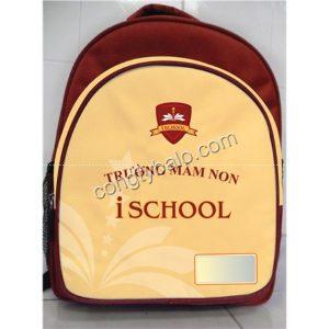 balo trẻ em trường Ischool