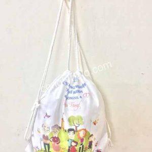 Công ty nhận sản xuất túi dây rút quà tặng uy tín tại tphcm