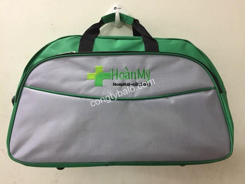 Túi xách quà tặng bệnh viện Hoàn Mỹ