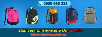 Hợp Phát, một trong những hãng balo đang khẳng định thương hiệu tại Việt Nam
