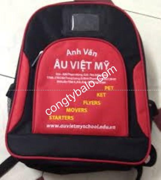 May Balo Học Sinh Trường Âu Mỹ Việt