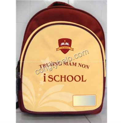 May Balo Học Sinh Trường Ischool