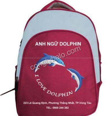 May Balo Anh Ngữ Dolphin