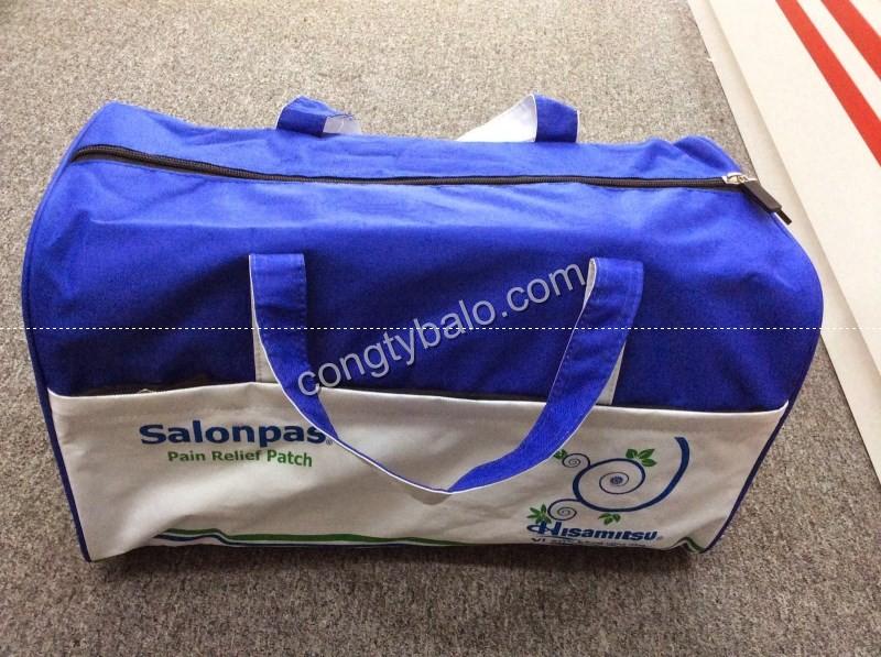 Túi du lịch quảng cáo Salonpas