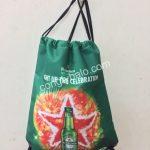 Túi dây rút Heineken