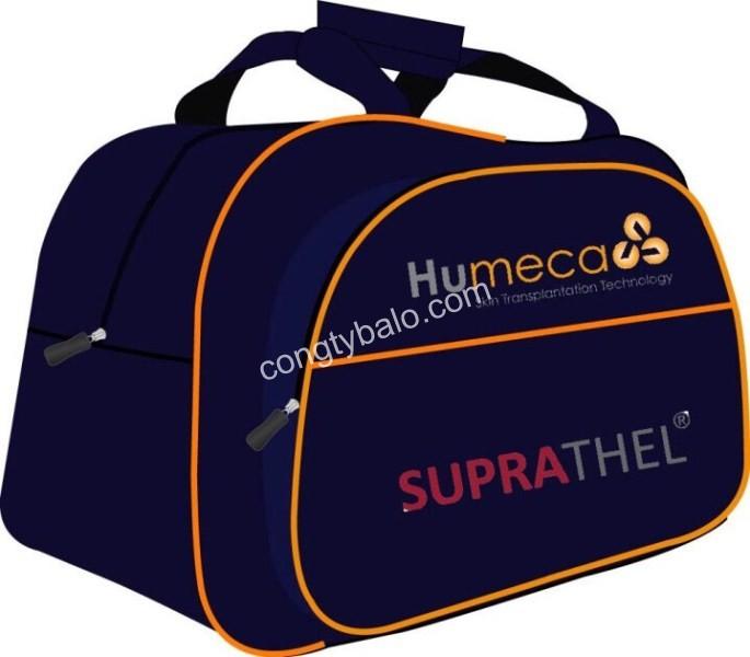 Túi xách du lịch quảng cáo