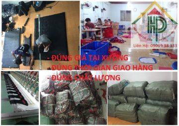 Cơ sở sản xuất ba lô Hợp Phát