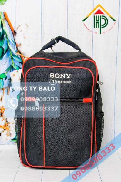 Balo quà tặng Sony