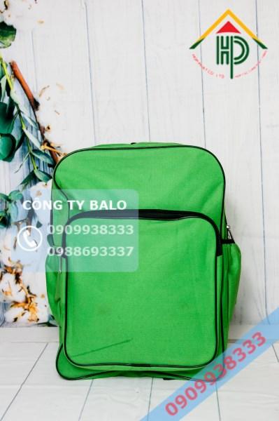 Balo thời trang xanh lá