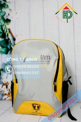 Balo trường tiểu học Tâm Tâm