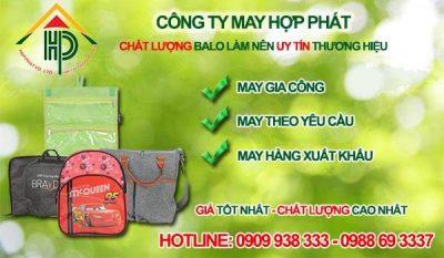 Hợp Phát - Công Ty Sản Xuất Balo Túi Xách Uy Tín Việt Nam