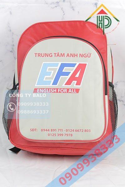 Balo Anh Ngữ EFA