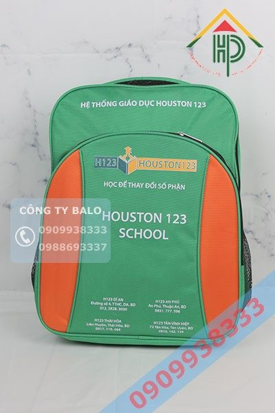 Balo Qùa Tặng Houston 123