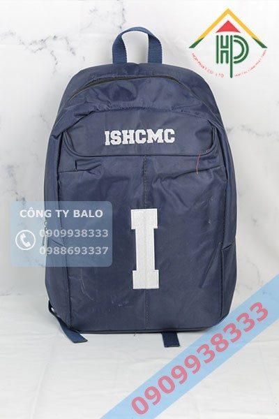 Balo Qùa Tặng Quảng Cáo ISHCMC
