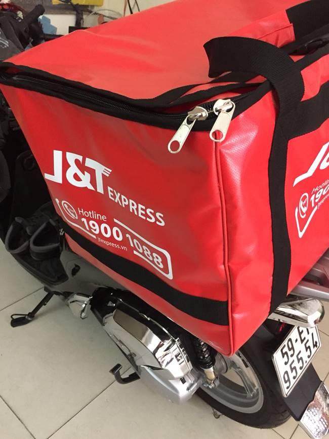 Túi giao hành tiết kiệm, túi giao hành nhanh, túi giao hàng shipper 3