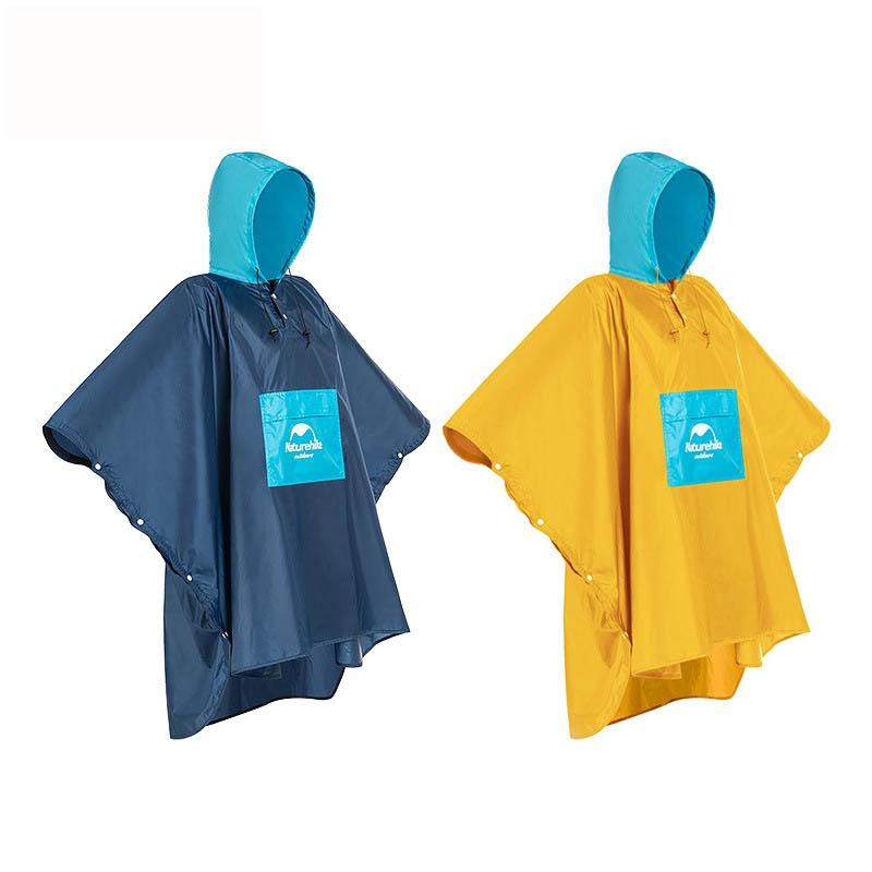 Áo mưa sử dụng 100% polyester sẽ có khả năng chống nước cao nhưng giá thành cũng sẽ đắt hơn