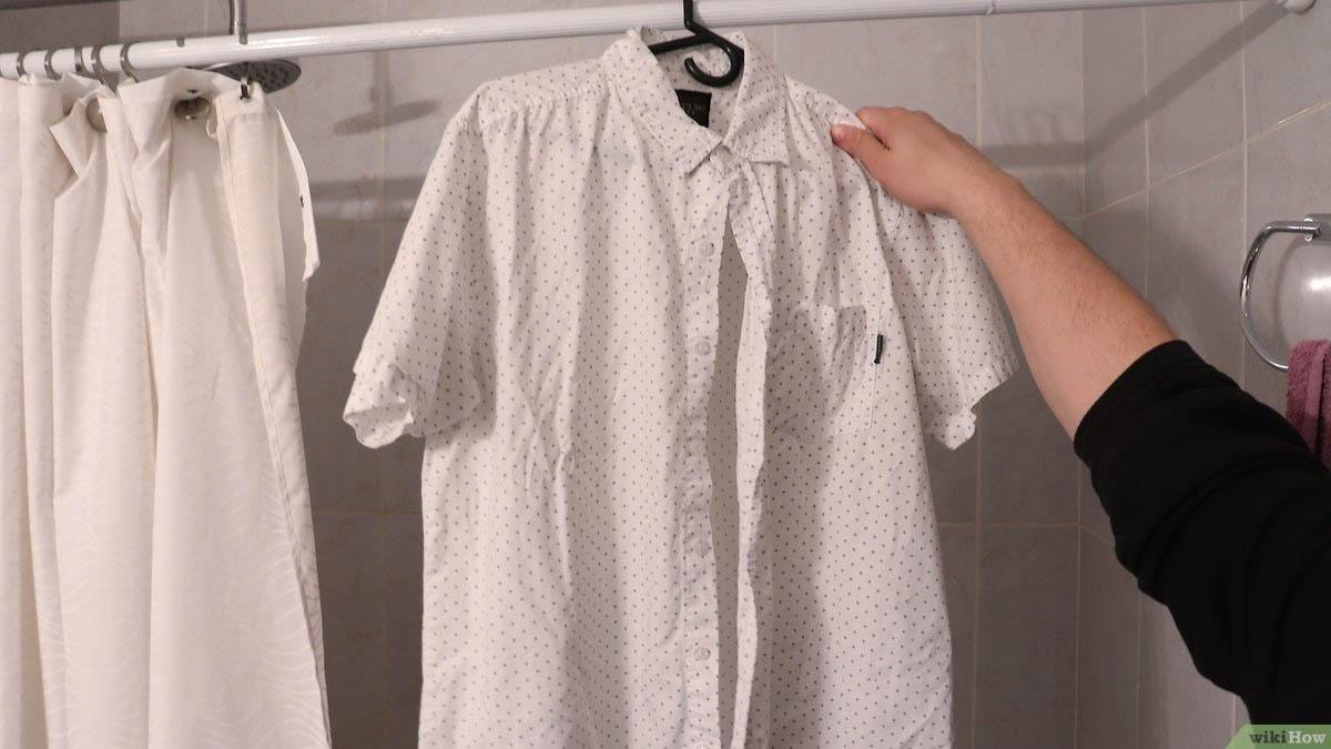 Áo vải cotton dễ bị nhăn sau khi giặt