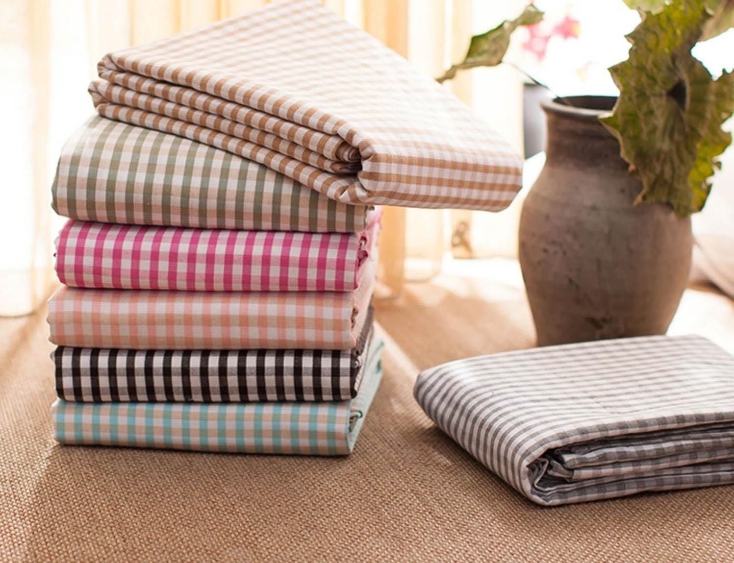 Chất liệu vải thô cotton Hàn