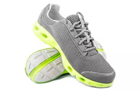 Giày được làm từ vải CORDURA® AFT Fabric