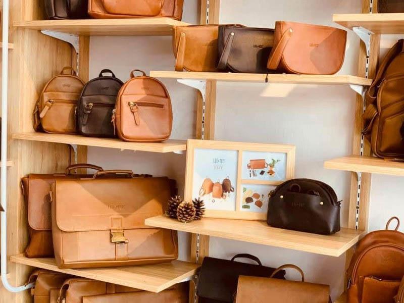 Lee&Tee - shop bán túi xách đẹp ở Sài Gòn