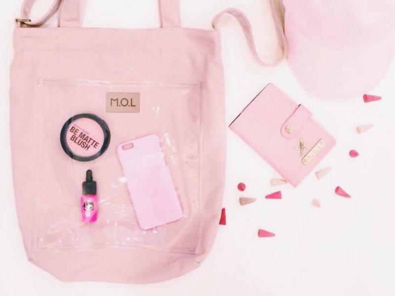M.O.L Store - Shop bán túi xách đẹp ở Sài Gòn