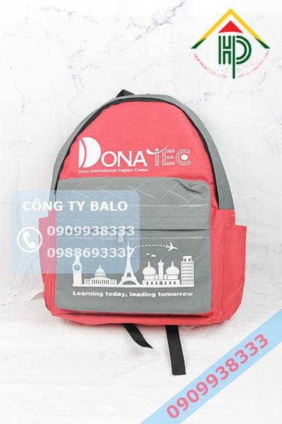 May Balo Quà Tặng Donatec