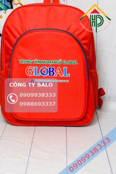 May Balo Anh Ngữ Global
