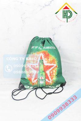 May Balo Dây Rút Heineken
