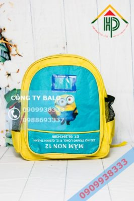 May Balo Mầm Non Minion