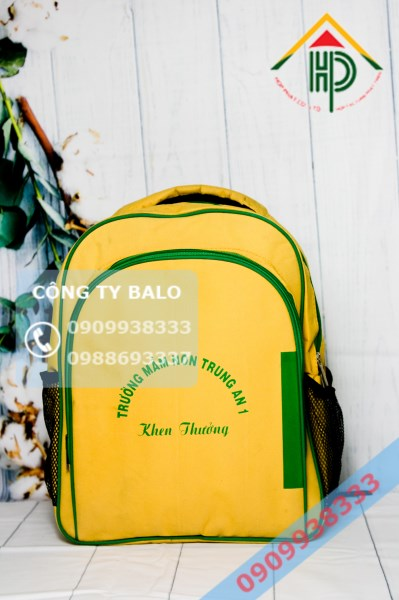 May Balo Mầm Non Trung An 1