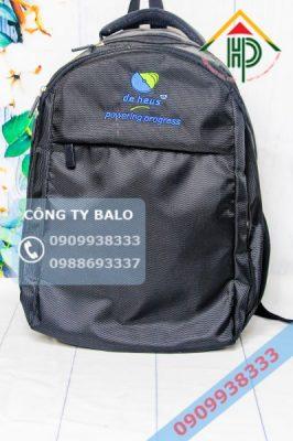 May Balo Quảng Cáo DE HEUS