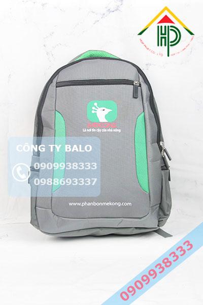 May Balo Quảng Cáo Mekong