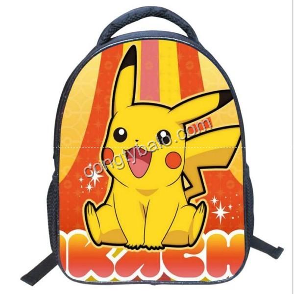 May Balo Trẻ Em Pikachu