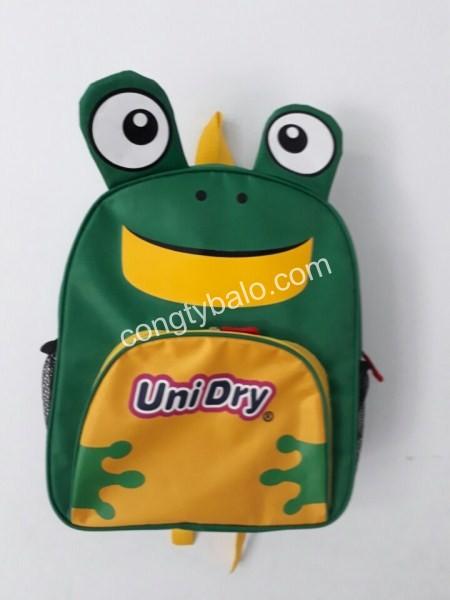 May Balo Trẻ Em Unidry Con Ếch