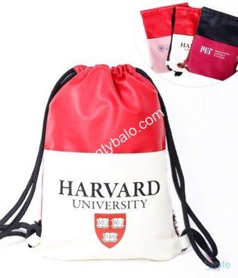 May balo dây rút Harvard