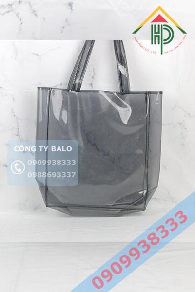 May Túi Nhựa Trong PVC