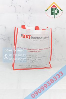 May Túi Vải Không Dệt Hợp Phát BT