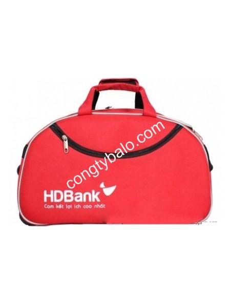 May Túi Xách Quảng Cáo HD Bank