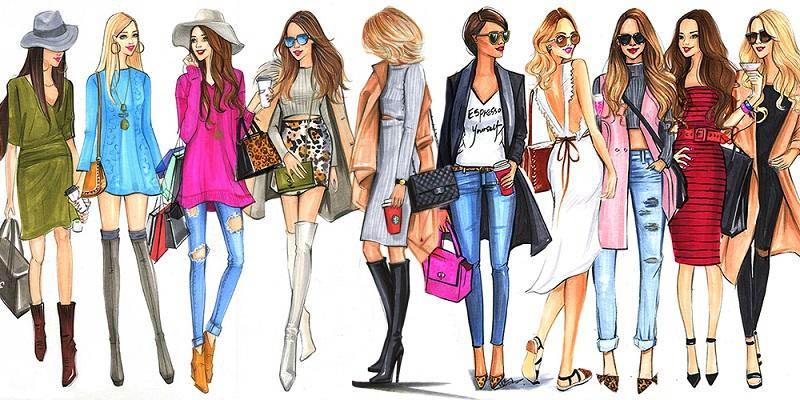Nghề may thời trang cũng có thể dần trở thành một thú vui tao nhã.