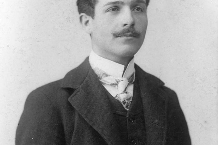 Phong cách vintage nam từ 1900-1919