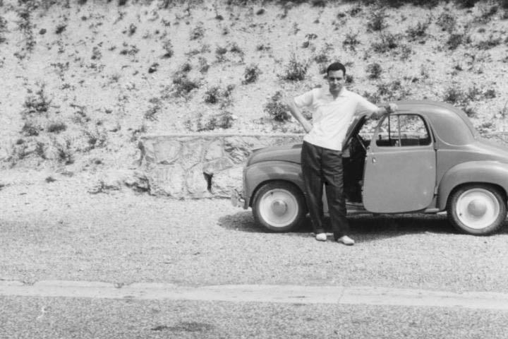 Phong cách vintage nam từ 1950-1959
