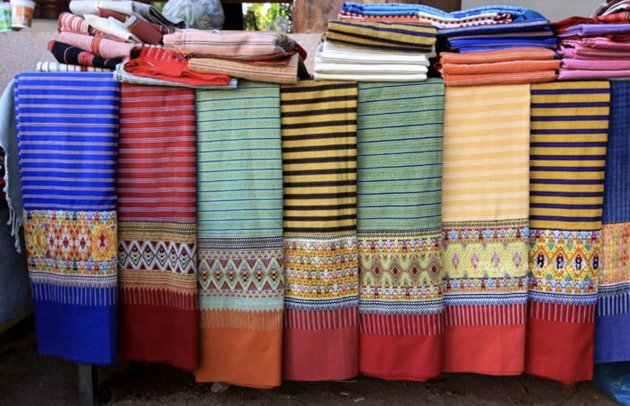 Vải cotton Thái