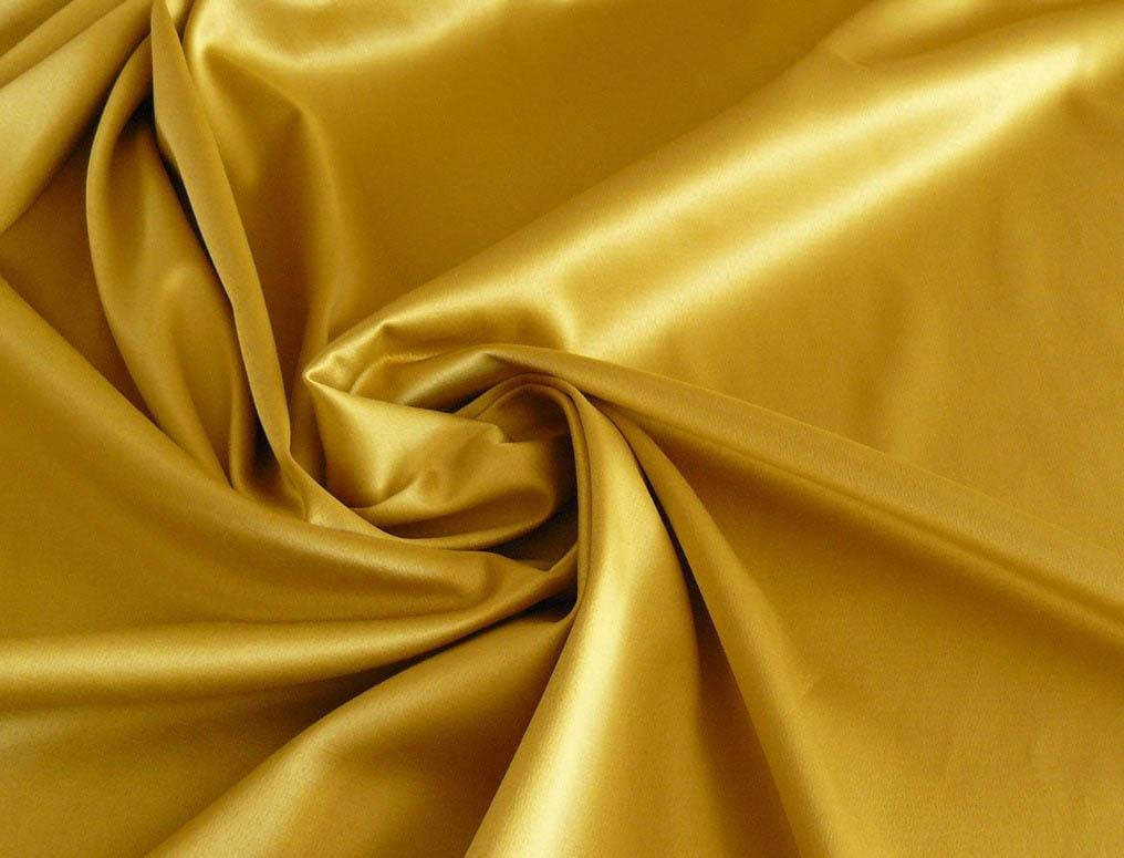 Vải cotton lụa có độ bóng mịn cao