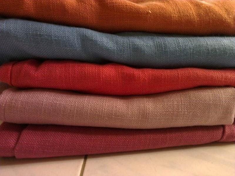 Vải thô mềm