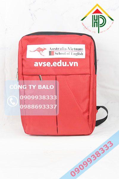 Balo Anh Ngữ Australia-Vietnam